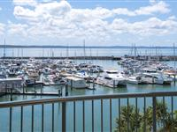 View over Marina - Mantra Hervey Bay