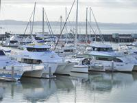 Boats in the Marina - Mantra Hervey Bay