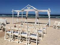 Beach Wedding - Mantra on Salt Beach