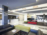 Lobby and Reception - Mantra Tullamarine Hotel