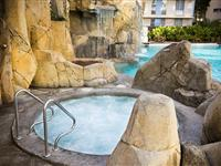 Spa Pool with Rockery – Mantra Wings