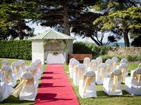 Outdoor Wedding Setup - Mantra Lorne