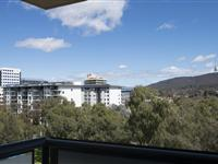 Premier Suite View from Balcony - Mantra Northbourne