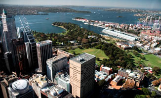 Explore Sydney's suburbs this summer and get outside the CBD.