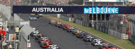 Make Melbourne your next stop for Formula 1