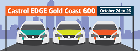 Get into gear for the GC600