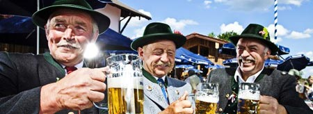 Celebrate a taste of Bavaria at the Brisbane Oktoberfest!