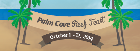 Eat your fill at the Palm Cove Reef Feast