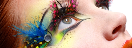 Colour your world with a visit to the Australian Body Art Festival