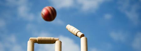 You'll be bowled away at the ICC Cricket World Cup