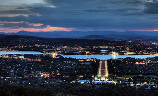 Explore all your dining options in cosmopolitan Canberra.