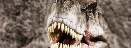 See the prehistoric come to life during the school holidays