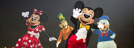Get your skates on for Disney On Ice