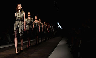 Australia's fashion elite converge for Fashion Week.