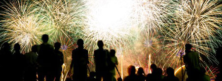 Ring in the new year in Melbourne