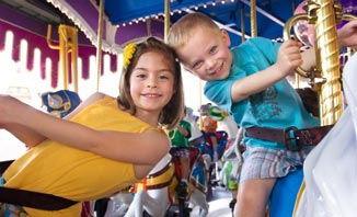 The Gold Coast Show is back for 2013 with family friendly entertainment.