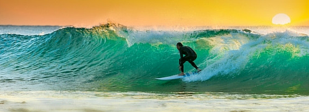 Take the plunge with the Quiksilver and Roxy Pro