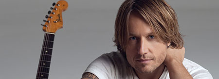 Catch Keith Urban light the fuse at Sydney's Allphones Arena