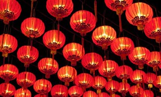 Experience the culture of Chinatown in Melbourne.