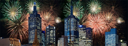 Watch Melbourne light up this winter