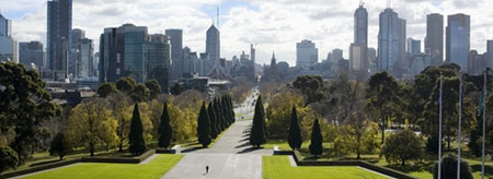Get back to nature in Melbourne