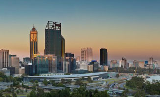 See the sights in Perth this summer.