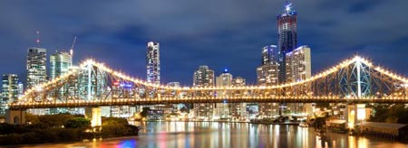 Enjoy the view from Brisbane's Story Bridge