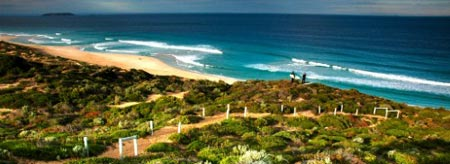 Visit Summer Bay on your next holiday