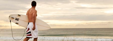 Surfing etiquette 101: How to stay safe in the waves
