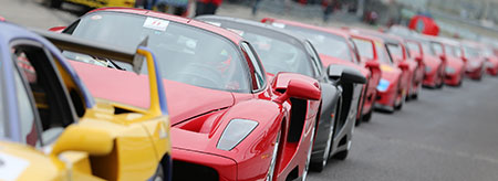 Got a need for speed? Head to Sydney for the Ferrari Racing Days