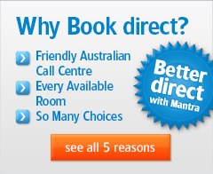 Why book online with Mantra