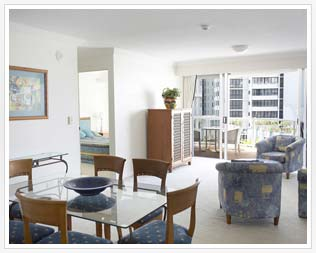 2 bedroom apartments Broadbeach