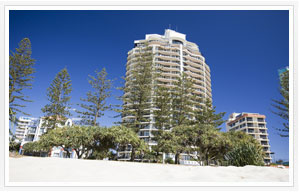 3 bedroom apartments Mantra Coolangatta Beach