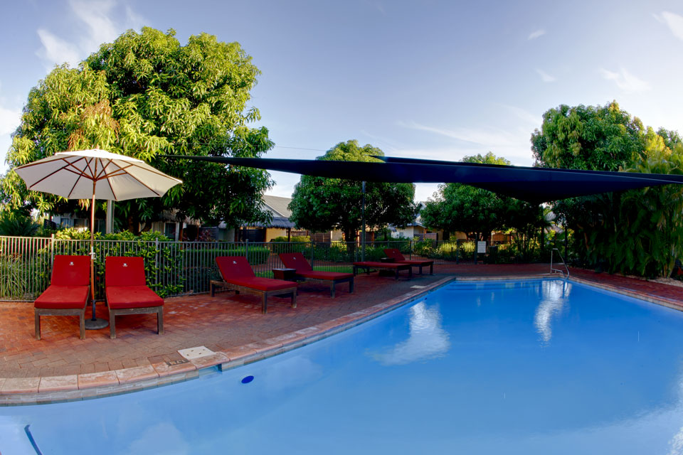 Mantra Frangipani Broome guest facilities