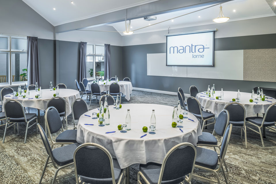 Mantra Lorne Conference and Function Venues
