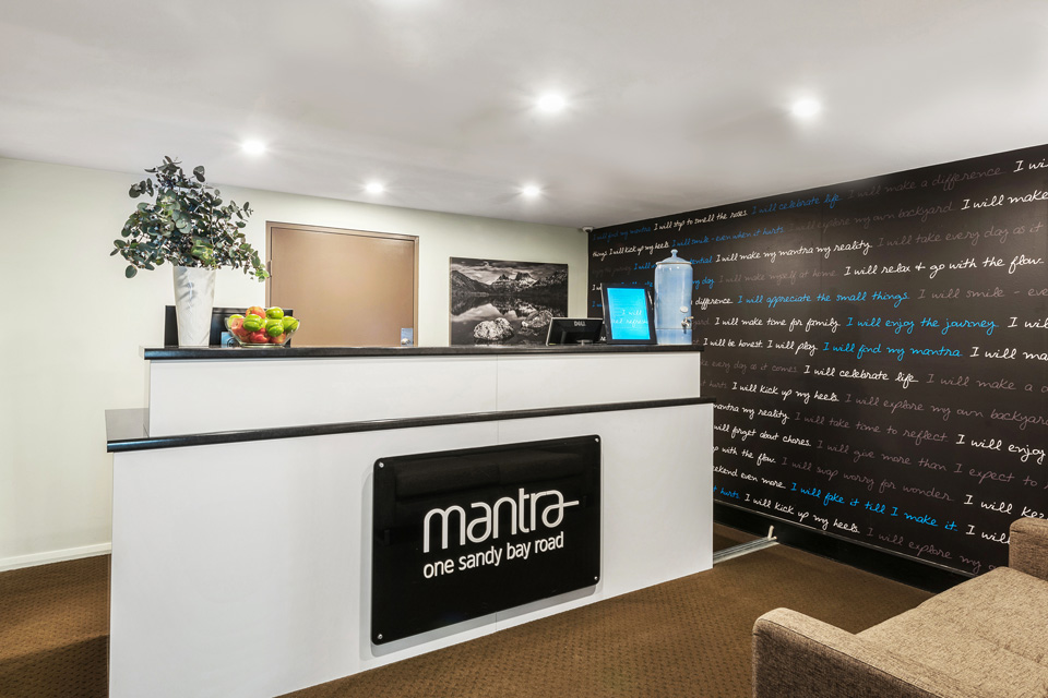 Mantra One Sandy Bay Road Guest Facilities