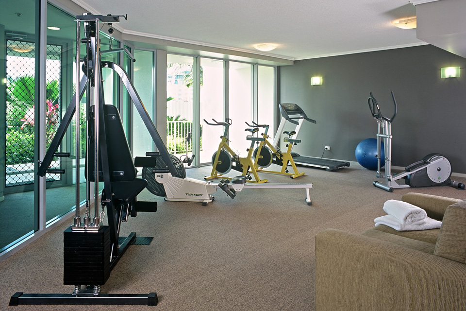 Mantra Trilogy gym