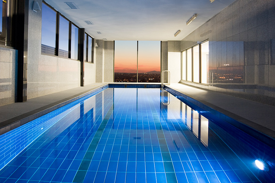 Mantra Tullamarine Lap Pool and Spa