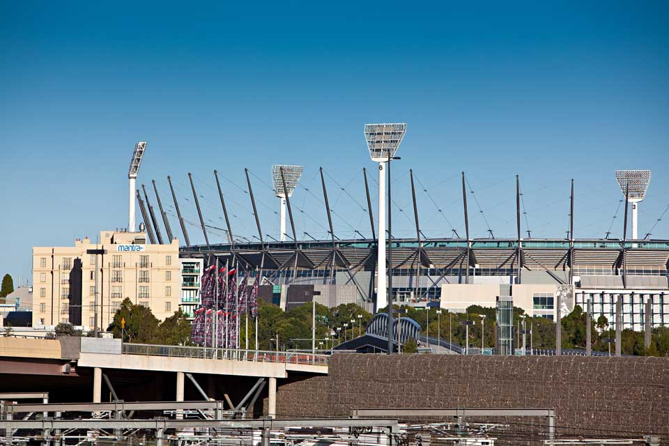 National Sports Museum at MCG