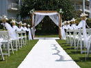 Mantra on Salt Beach Zig-zag Gardens wedding venue