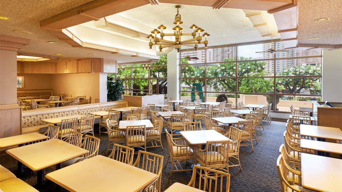 Ala Moana Hotel Hawaii Accommodation
