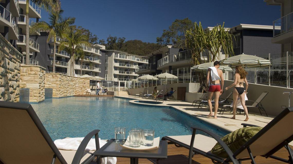 Mantra Aqua Nelson Bay Accommodation