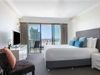 2 Bedroom Ocean Apartment - Mantra Crown Towers Surfers Paradise