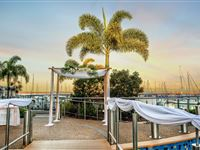 Wedding Pool Ceremony - Mantra Hervey Bay