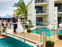 Wedding image courtesy of Envision Photography - Mantra Hervey Bay
