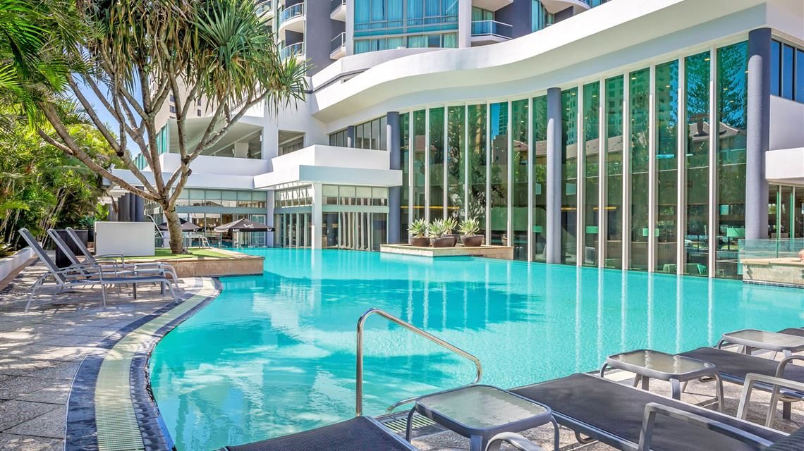 Mantra Legends Hotel - Surfers Paradise Accommodation