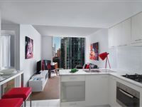 1 Bedroom Executive Apartment - Mantra Midtown Brisbane