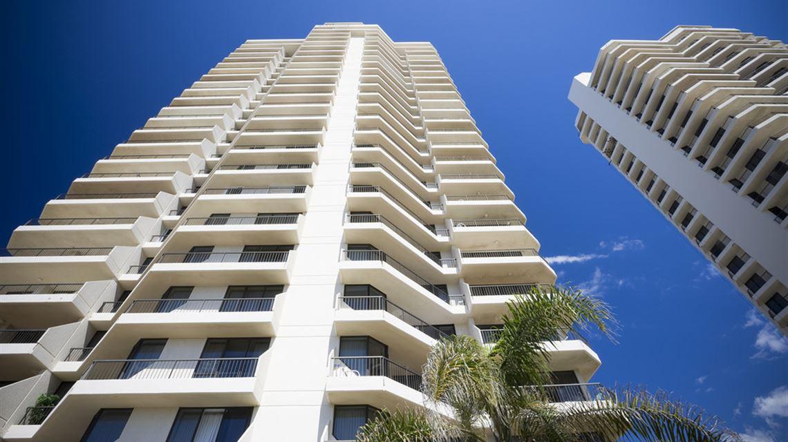 Paradise Centre Apartments - Surfers Paradise Accommodation