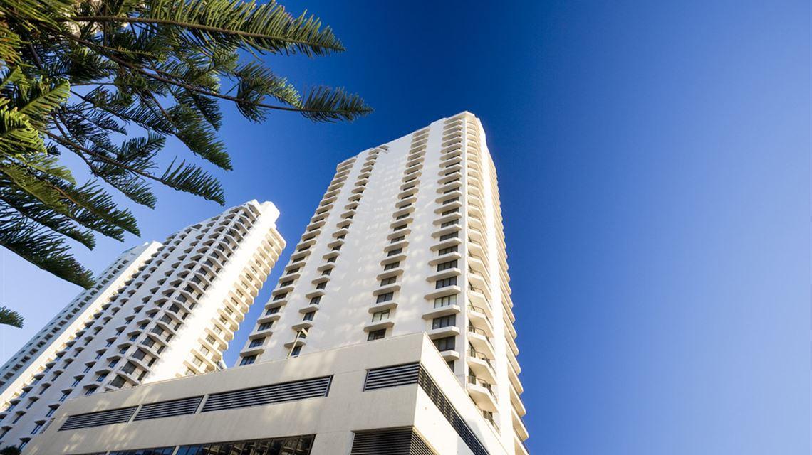 Paradise Centre Apartments Surfers Paradise Accommodation