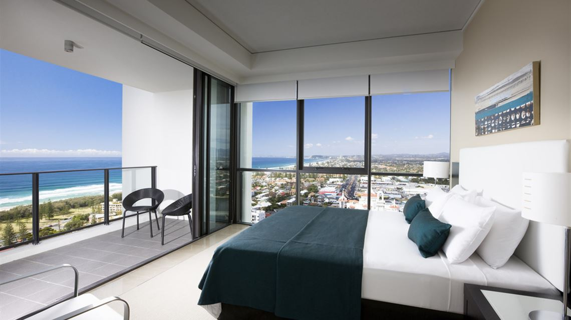 Bedroom Apartments Gold Coast